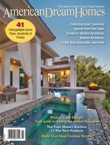 Home Design Magazine magazines - floorplans